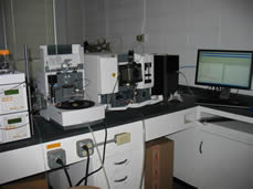 Ion Trap Mass Spectrometer in Water Quality Research Lab