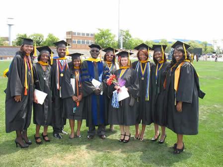 Academic Year 2011-12 News :: Hampton University School of