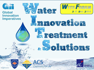 Water Innovation Treatment & Solutions Forum