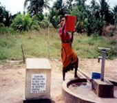 communal source water